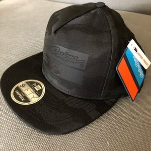 New Era 9Fifty Troy Lee Designs KTM SnapBack Hat.